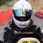 Edmond Siu_HKKU 100cc Senior Karter_香港小型賽車手Edmond Siu