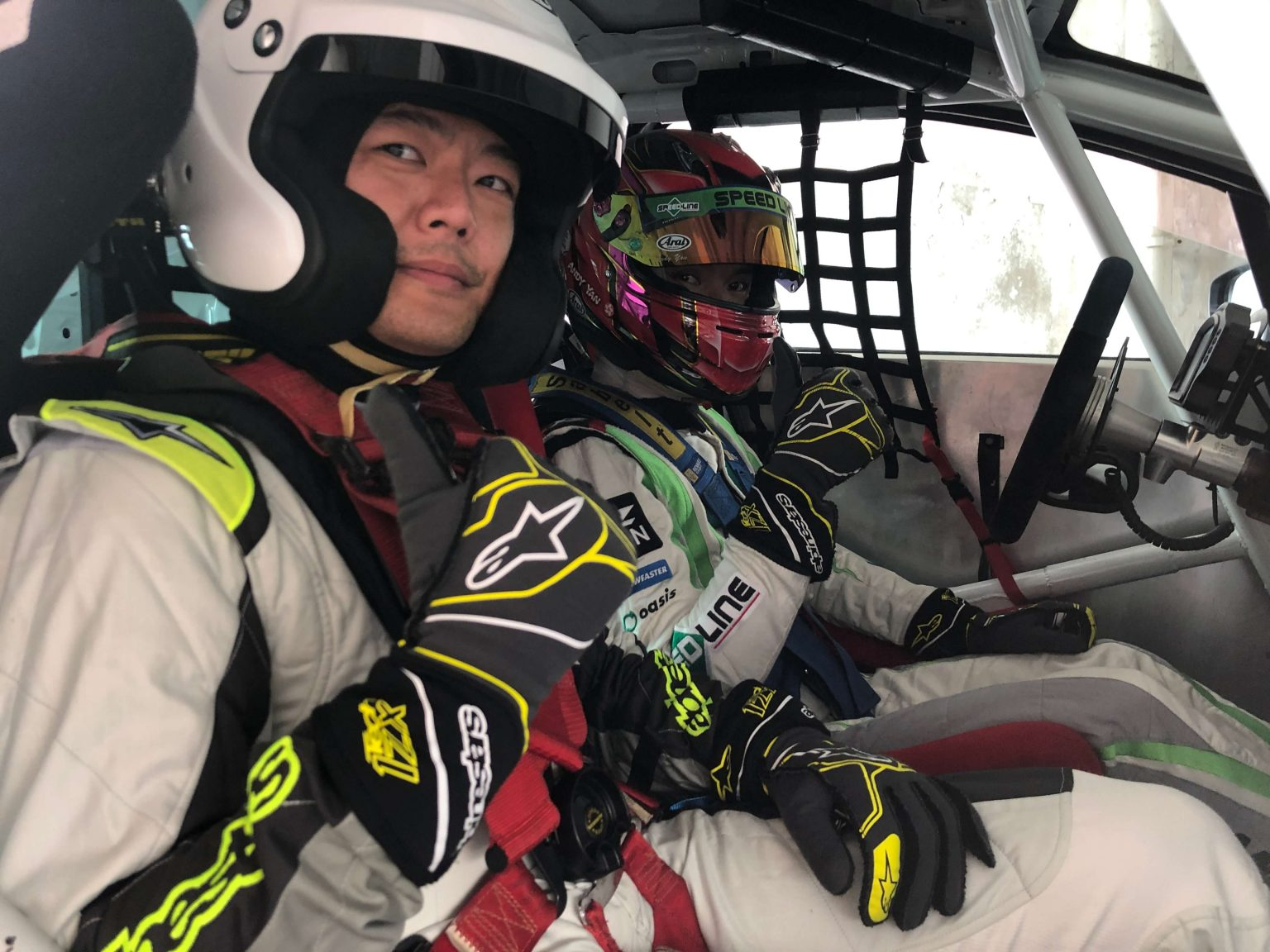 Calvin Mak_Touring Car with FRD_HKKU