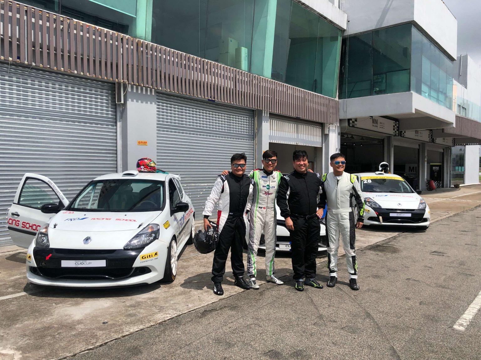 HKKU X FRD Touring Car Beginner