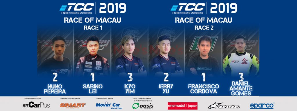 ETCC racer