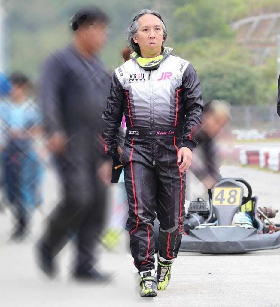 100cc Veteran 車手 JR Lau