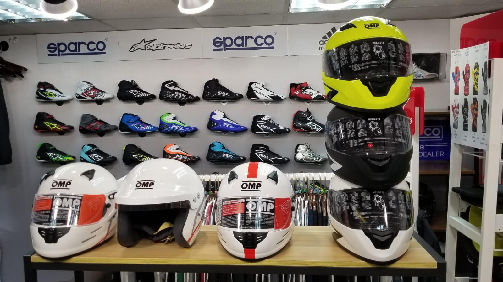 OMP Helmet_Oasis Tech_HK